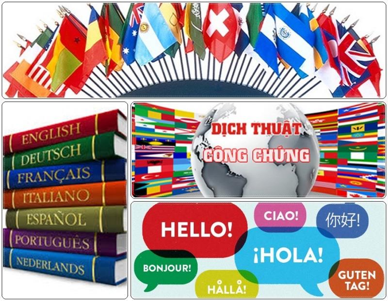 Dịch thuật tài liệu tiếng Trung toàn quốc