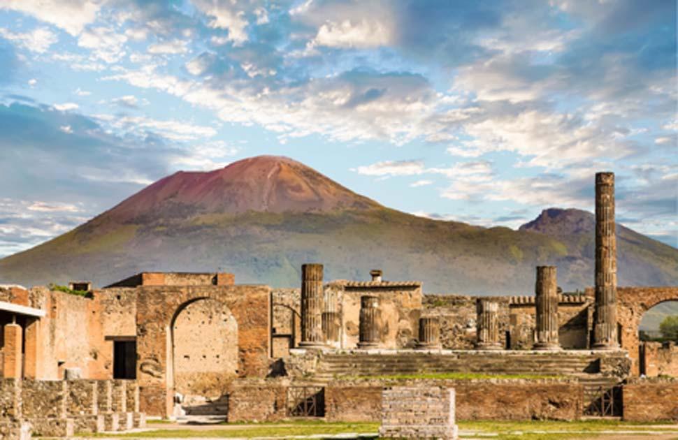 Hướng dẫn viên du lịch tại Ý-Italia