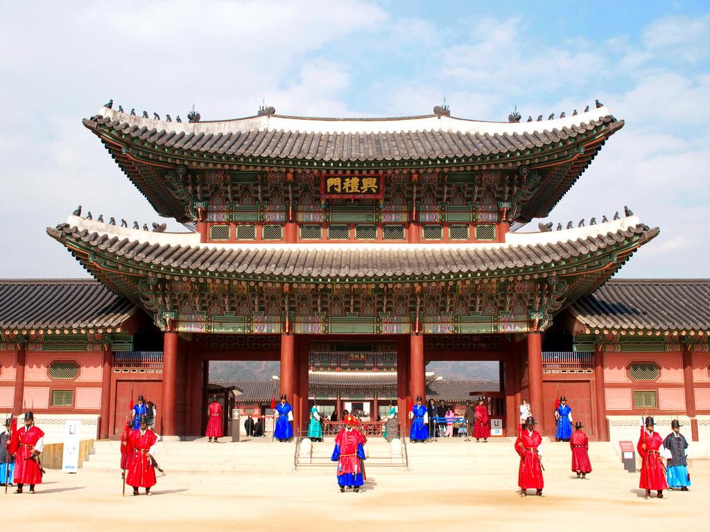 phiên dịch và hướng dẫn viên tại Hàn Quốc