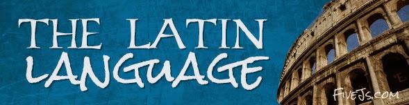 Ngôn ngữ tiếng La tinh