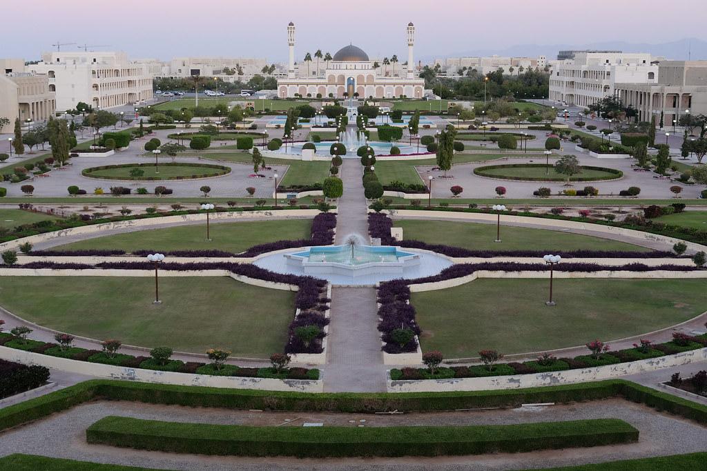 Đại học Sultan Qaboos