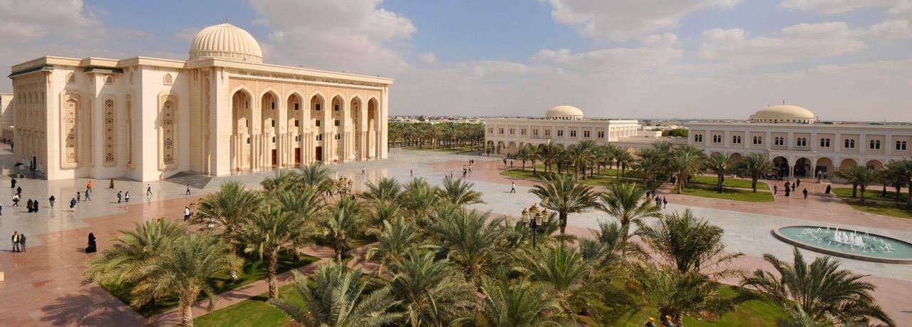 Đại học Mỹ tại Sharjah