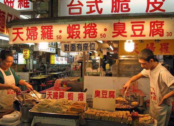 Chợ đêm Miếu Khẩu, Cơ Long