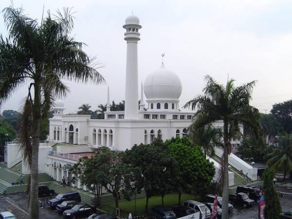 Nhà thờ Hồi giáo Al-Azhar