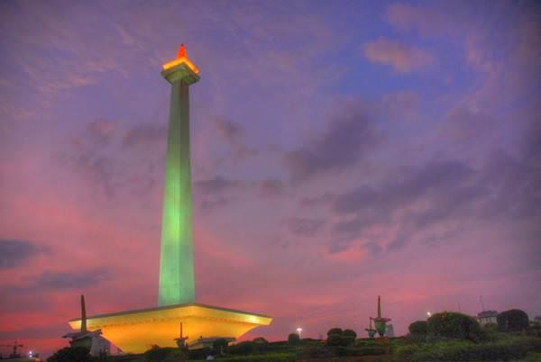 Monas – Đài tưởng niệm Quốc gia