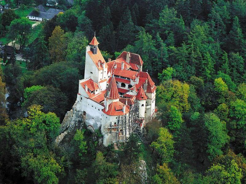 Lâu đài Bran