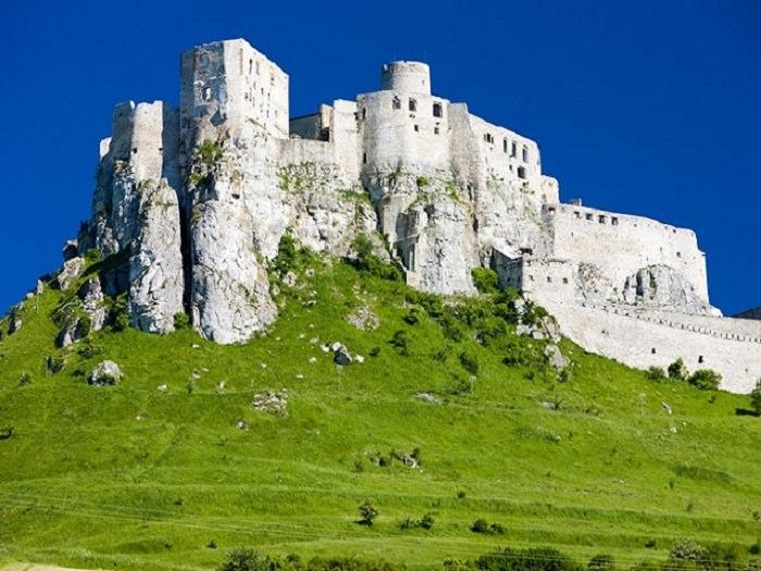 Lâu đài Spis