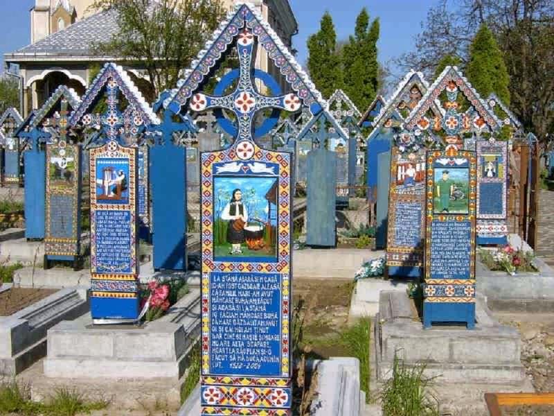 Nghĩa địa Merry