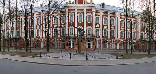 Trường Đại học quốc giaSaint – Petersburg
