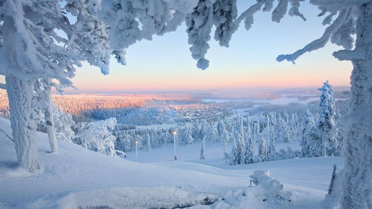 Lapland – quê hương của ông già noel