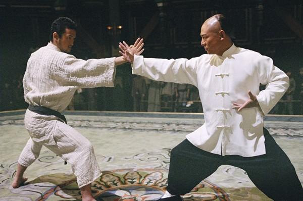 huyền thoại võ thuật Trung Hoa