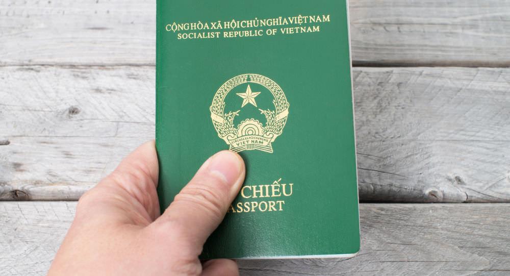 dịch Hộ chiếu sang tiếng Hàn