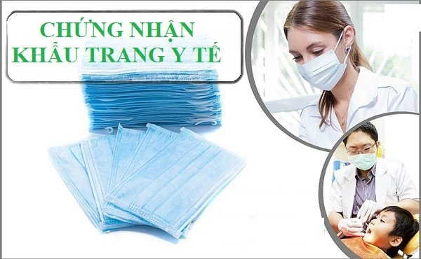 Dịch vụ dịch thuật công chứng giấy chứng nhận khẩu trang y tế